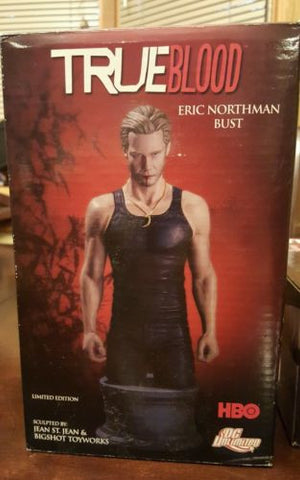 Eric Northman Bust (True Blood) (DC Unlimited)