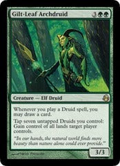 Gilt-Leaf Archdruid (Morningtide FOIL) | SKYFOX GAMES