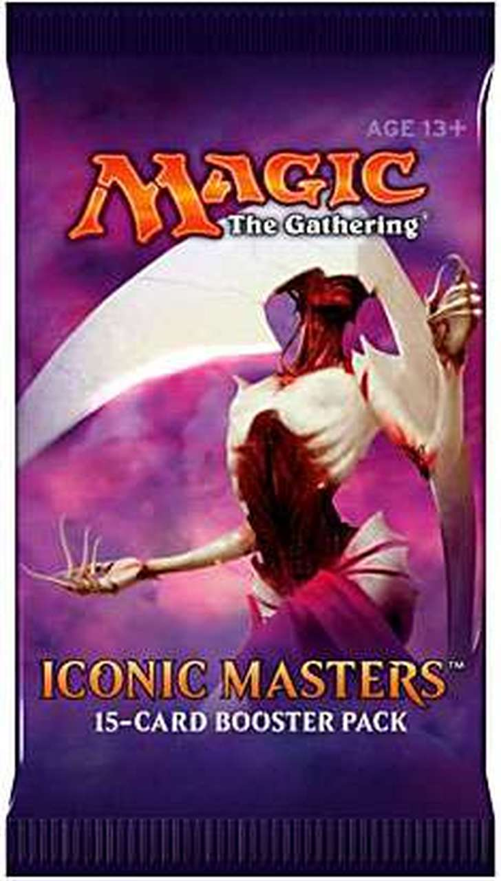 Iconic Masters Booster Pack | SKYFOX GAMES