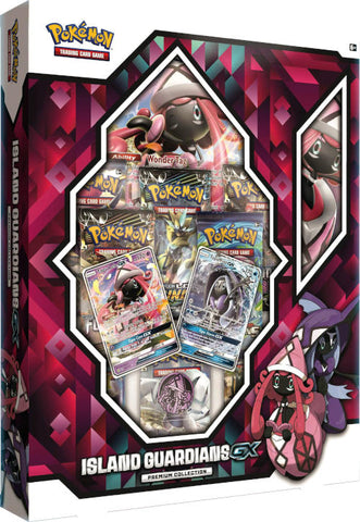 Pokémon - Island Guardian GX Premium Collection