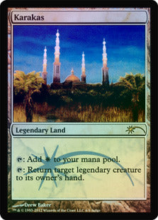 Karakas	(Judge Promo FOIL) | SKYFOX GAMES