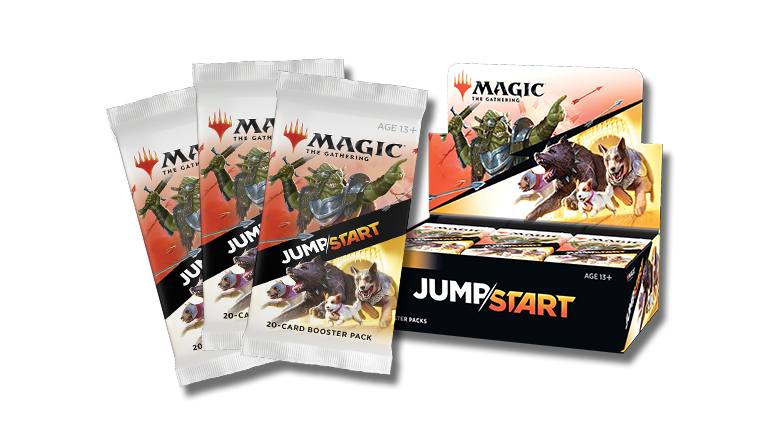 Magic the Gathering Jumpstart | SKYFOX GAMES
