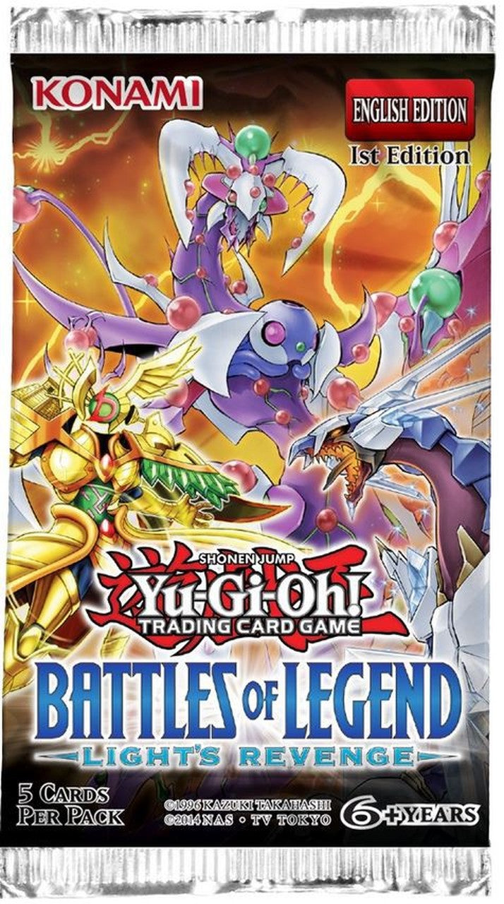 Battles of Legend Light's Revenge Booster Pack | SKYFOX GAMES