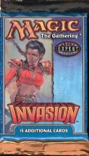 MtG: Invasion - Japanese Booster Pack