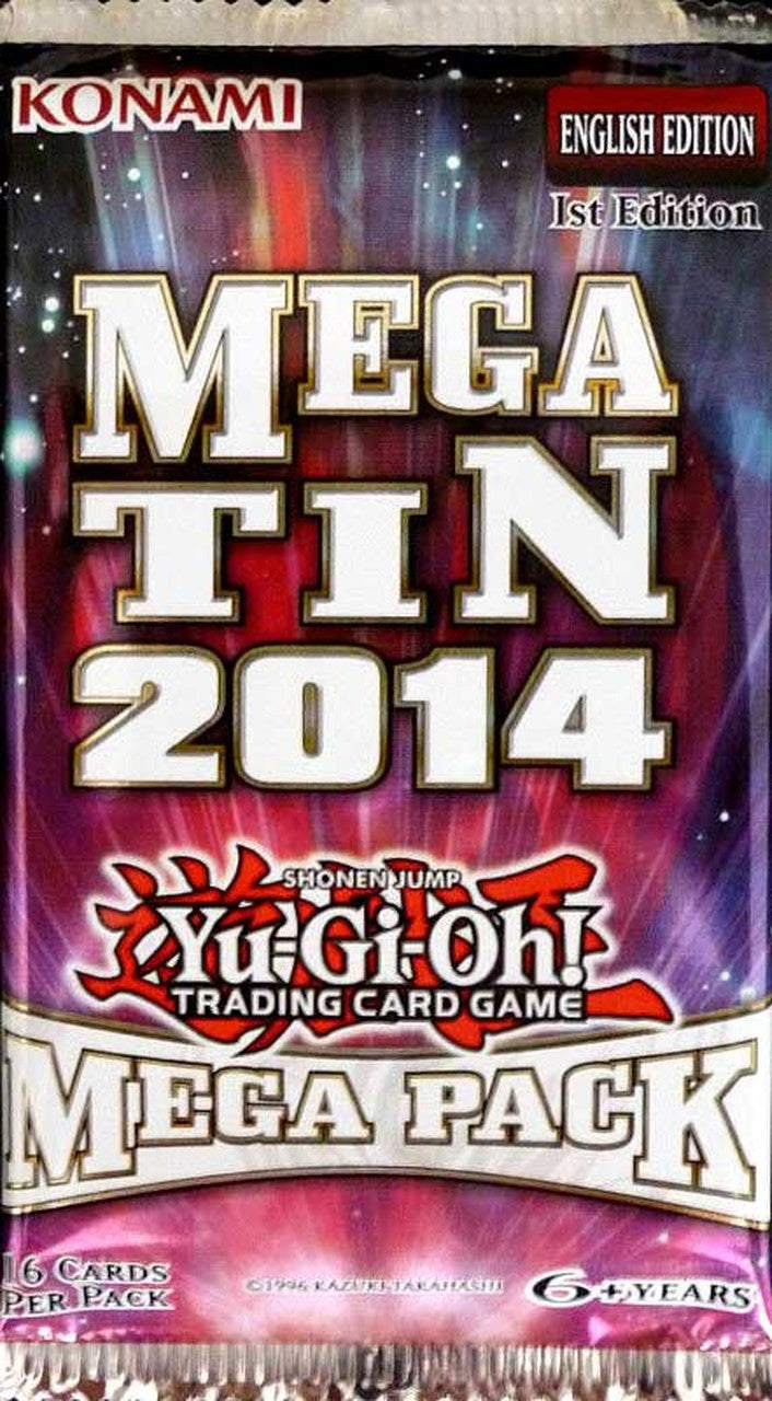 Mega Tin 2014 1st Edition Booster Pack | SKYFOX GAMES