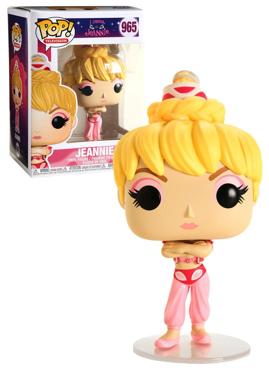 Funko Pop! I Dream of Jeannie - Jeannie | SKYFOX GAMES