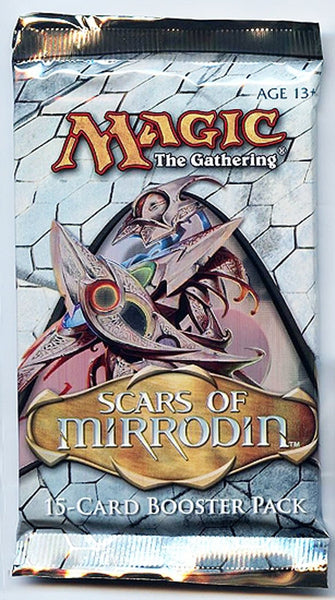 MtG: Scars of Mirrodin Booster Pack