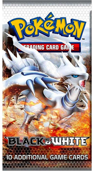 Pokémon: Black & White booster