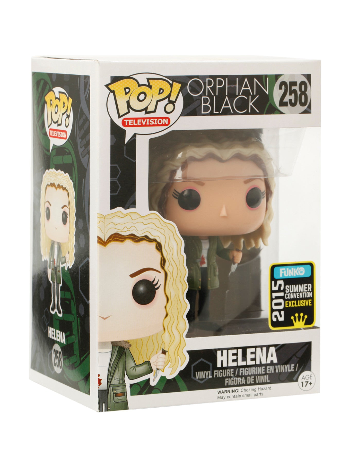Helena (2015 FUNKO Summer Convention Exclusive) | SKYFOX GAMES