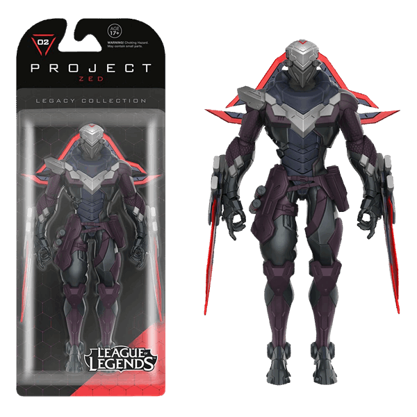 League Of Legends: Project Zed Figure