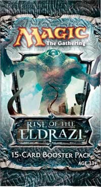 Rise of the Eldrazi Booster Pack | SKYFOX GAMES