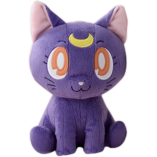Sailor Moon - Luna Plush | SKYFOX GAMES