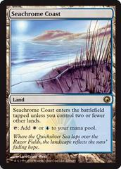 Seachrome Coast (Scars of Mirrodin FOIL) | SKYFOX GAMES