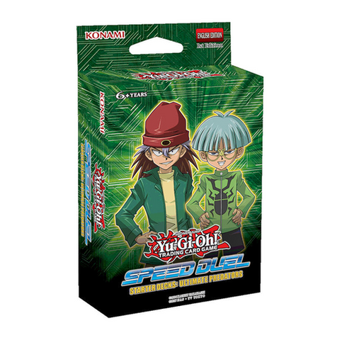 Yugioh - Speed Duel Starter Decks: Ultimate Predators