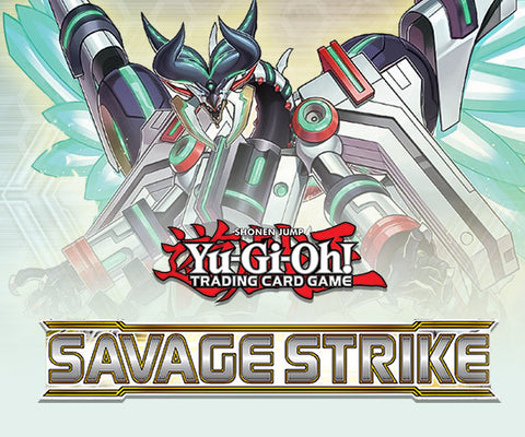 Yu-Gi-Oh! Savage Strike Sneak Peek January 26th