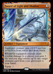 Sword of Light and Shadow	(Kaladesh Inventions FOIL) | SKYFOX GAMES