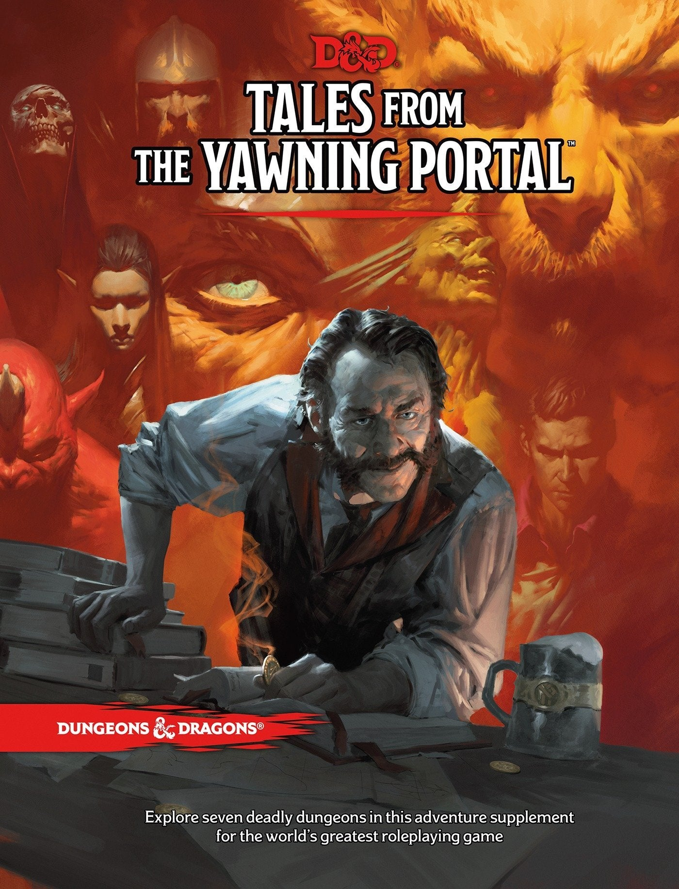 Dungeons and Dragons 5TH Edition Tales from the Yawning Portal | SKYFOX GAMES