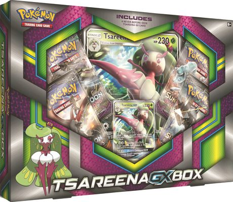 Tsareena GX Box | SKYFOX GAMES
