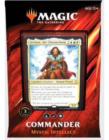 MTG Commander 2019 Decks - Mystic Intellect