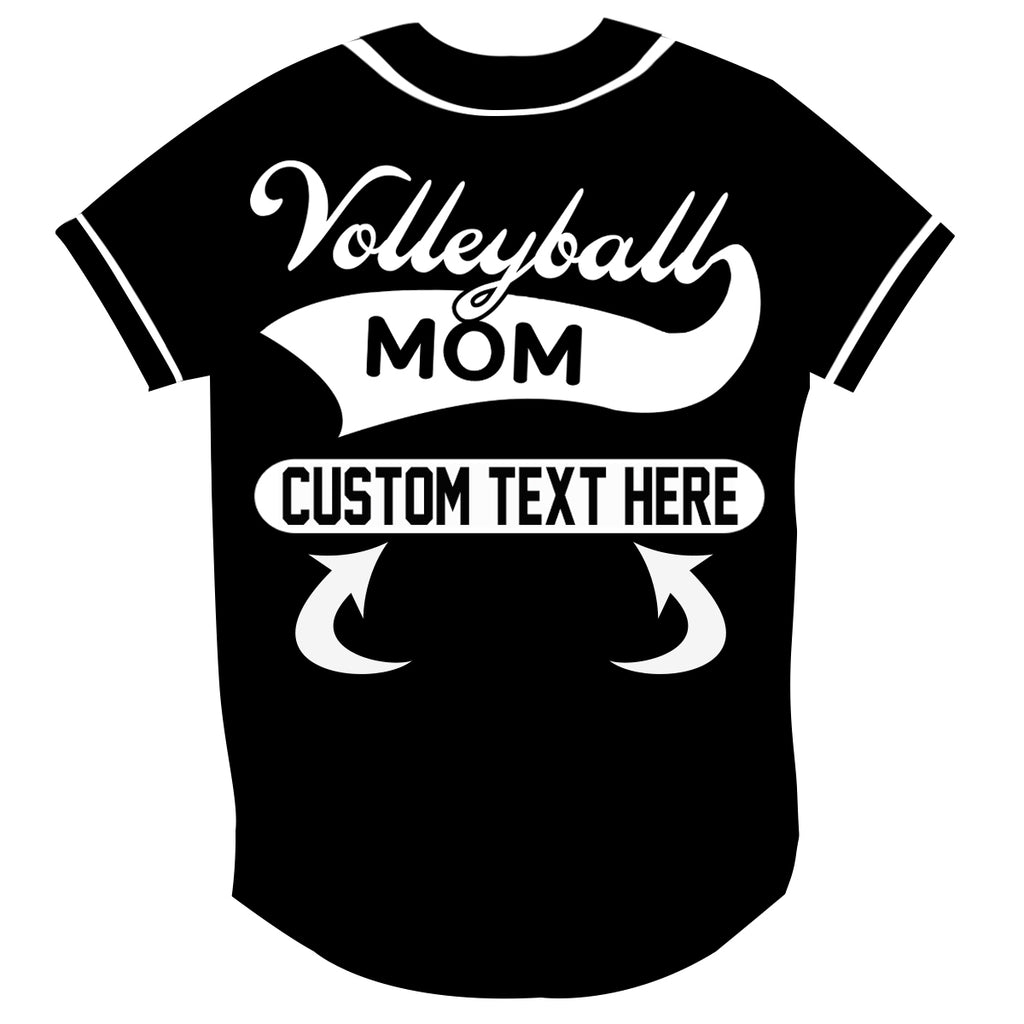 Personalized Volleyball Mom Shirts Dreamworks