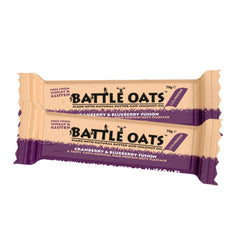 Protein Bars - Battle Oats Recovery Bar 12 X 70g