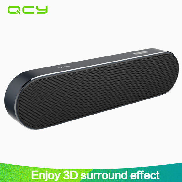 2017 QCY B900 Bluetooth V4.1 speakers portable wireless speaker 3D stereo loudspeaker sound system support 3.5mm AUX music play - reyes shop store