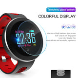 2018 Newest Q8 pro OLED Bluetooth Smart Watch IP68 Waterproof Blood Pressure Heart Rate Monitor Fitness Tracker Smartwatch Q8pro - reyes shop store