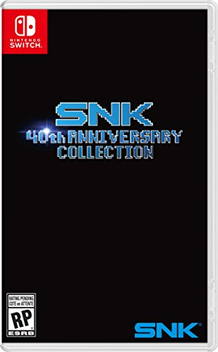 Snk 40th Anniversary Collection - Nintendo Switch