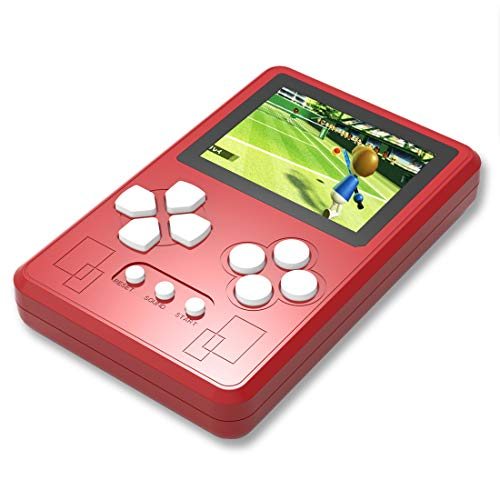 Portable Handheld Game Console Built in 318 Mini Video Games 2.6