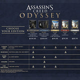 Assassin's Creed Odyssey Standard Edition - PlayStation 4 - reyes shop store