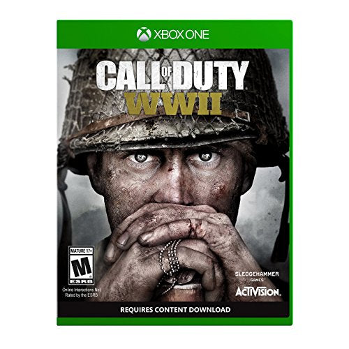 Call of Duty: WWII - Xbox One Standard Edition - reyes shop store