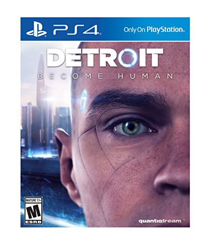 Detroit Become Human - PlayStation 4 - reyes shop store