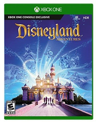 Disneyland Adventures - Xbox One - reyes shop store