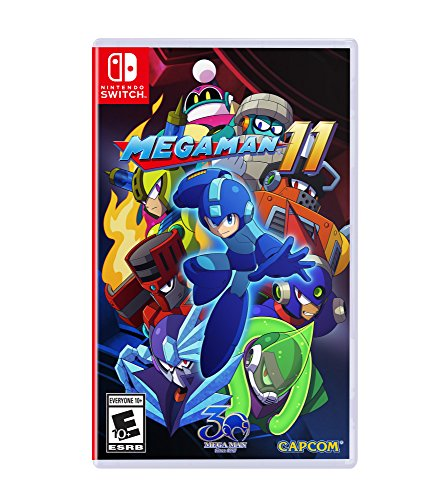 Mega Man 11 - Nintendo Switch - reyes shop store