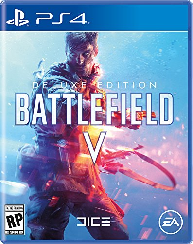 Battlefield V Deluxe Edition - PlayStation 4 - reyes shop store