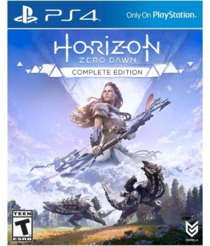 Horizon Zero Dawn: Complete Edition - PlayStation 4 - reyes shop store