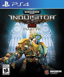 Warhammer 40,000: Inquisitor - Martyr - PlayStation 4