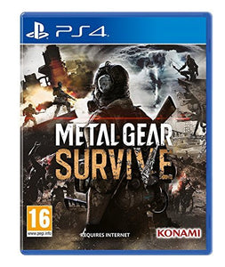 Metal Gear Survive (PS4) UK IMPORT - reyes shop store