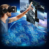 Virtual Reality Headset VR Headsets, VR SHINECON 3D VR Glasses for TV, Movies & Video Games - Virtual Reality Glasses VR Goggles Compatible with iOS, Android and Other Phones Within 4.7-6.0 inch