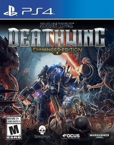 Space Hulk: Deathwing Enhanced Edition - PlayStation 4