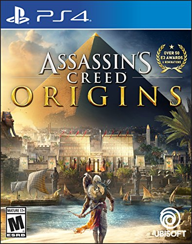 Assassin's Creed Origins - PlayStation 4 Standard Edition - reyes shop store