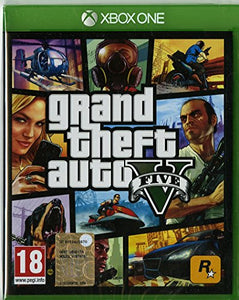 Grand Theft Auto V - Xbox One - reyes shop store