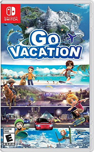 Go Vacation - Nintendo Switch - reyes shop store