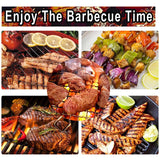 Barbecue Tool Set BBQ Home Full Barbecue Utensils Friends Party Family Party Props Kitchen Cookware Camping Outdoor Dining Tools