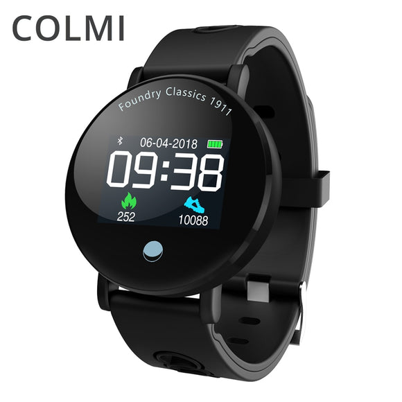 COLMI IP68 Waterproof Smart Watch Blood Oxygen Blood Pressure Heart Rate Monitor Smart Bracelet Fitness Tracker BRIM Smartwatch - reyes shop store