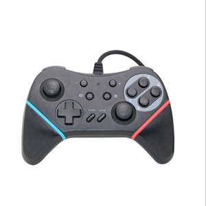 DATA FROG USB Wired Controller Gamepad For Nintendo Nintend Switch NS Support Switch and PC Games Gaming Play With TURBO Button - reyes shop store