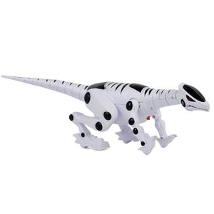 Espeon Smart Robot Dinosaur Electronic Roaring Walking Toys With Music Light For Kids Children Interactive Toy Birthday Gift - reyes shop store