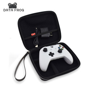 High Quality Protective Hard Pouch Carry Case For Microsoft Xbox One Wireless Controller Black Bags Cover For Xbox One Slim - reyes shop store
