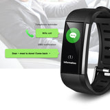 JOINRUN S200 Smart Band Wistband Heart Rate Monitor Blood Pressure Oxygen Fitness Tracker SMS Reminder Smart Bracelet watch - reyes shop store