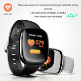 Lokmat Sport Smart Watch Men Ip67 Life Waterproof Bluetooth Pedometer Heart Rate Monitor Information Reminder Smartwatch For Ios